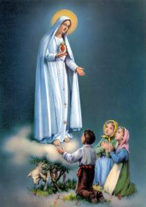 Storia della Madonna di Fatima